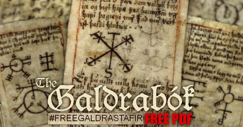 THE GALDRABÓK – PDF